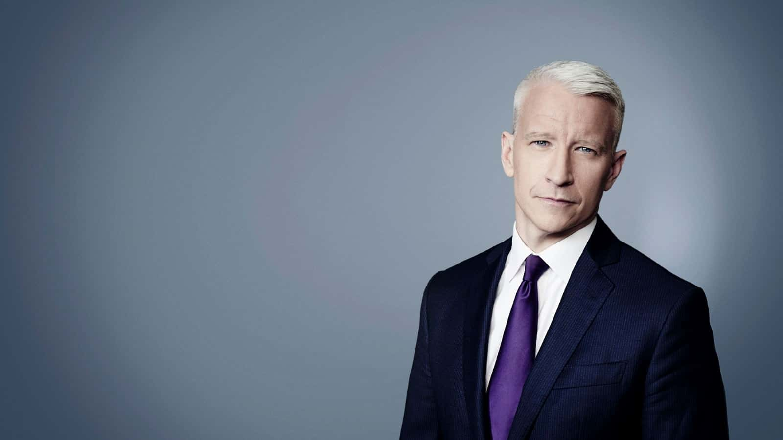 How did mindfulness change Anderson Cooper's life?